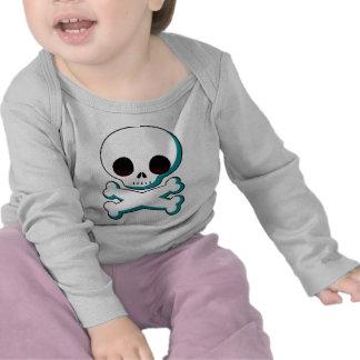 Boy Baby Skull Shirts