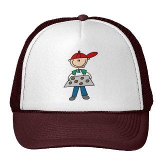 Boy Baking Cookies Hat