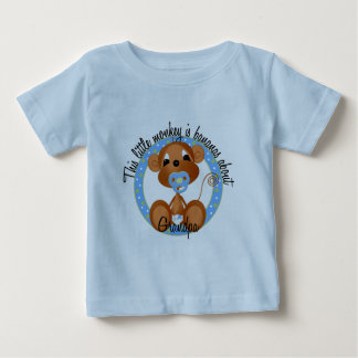 Boy-Bananas About Grandpa Tshirts and Gifts