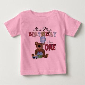 Boy Bear 1st Birthday Tshirts and Gifts