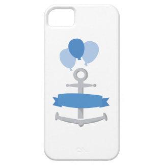 Boy Birthday Banner iPhone 5 Cases