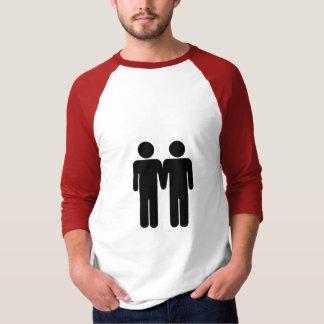 Boy + Boy Basic 3/4 Sleeve Raglan T-shirt