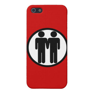 Boy + Boy iPhone 5 Cover