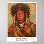 Boy Chief-Ojibbeway Print