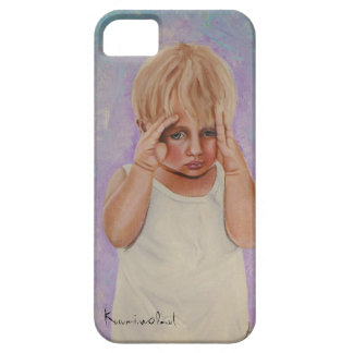 Boy children iPhone 5 cover