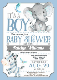 baby boy shower invitations zazzle co uk