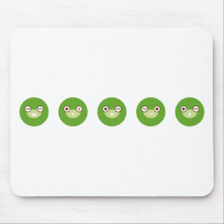 boy frog mousepad