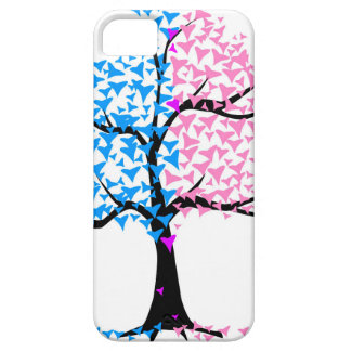 Boy Girl Hearts Tree Case For The iPhone 5