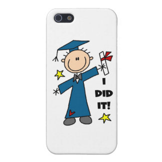 Boy Graduate Covers For iPhone 5