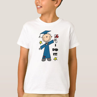 Boy Graduate T-Shirt