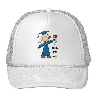 Boy Graduate Trucker Hat
