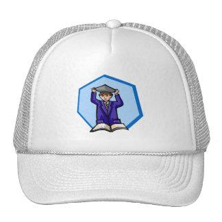 Boy Graduating Trucker Hat