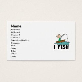Boy I Fish