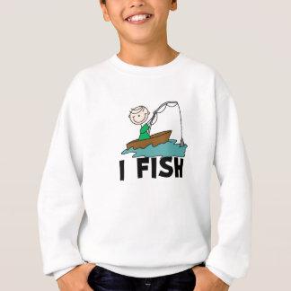 Boy I Fish Sweatshirt
