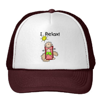 Boy I Relax Hat