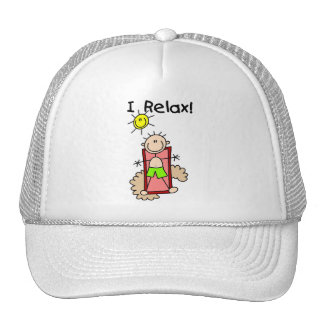 Boy I Relax Tshirts and Gifts Hat