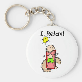 Boy I Relax Tshirts and Gifts Key Chains