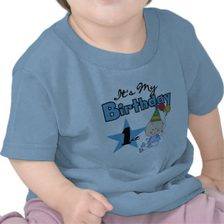 Boy It s My Birthday Tshirts and Gifts
