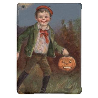 Boy Jack O Lantern Trick Or Treat Case For iPad Air