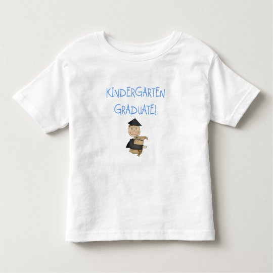 Boy Kindergarten Graduate Tshirts and Gifts