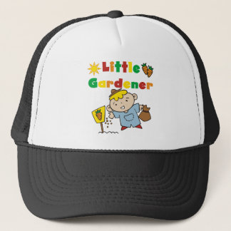 Boy Little Gardener Trucker Hat