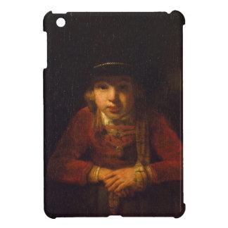 Boy Looking through the Window, c.1647 iPad Mini Covers