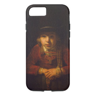 Boy Looking through the Window, c.1647 iPhone 7 Case