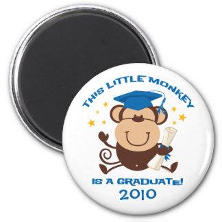 Boy Monkey Graduate Magnets