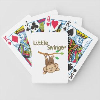 Boy Monkey Little Swinger Card Deck