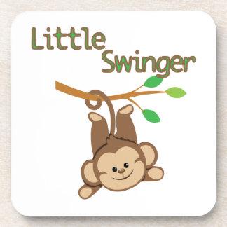 Boy Monkey Little Swinger Coaster