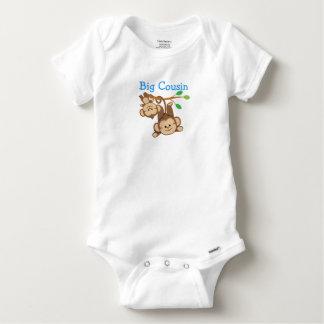 Boy Monkeys Big Cousin Tee Shirts