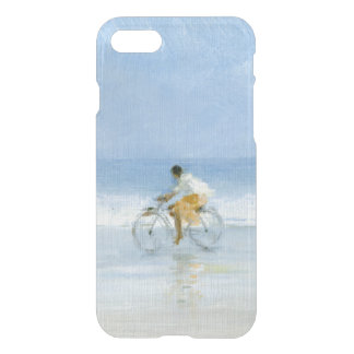 Boy on Bicycle  2 iPhone 8/7 Case