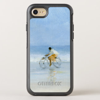 Boy on Bicycle  2 OtterBox Symmetry iPhone 8/7 Case