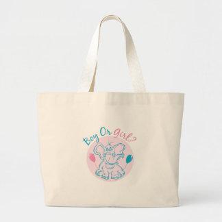 Boy or Girl Canvas Bag