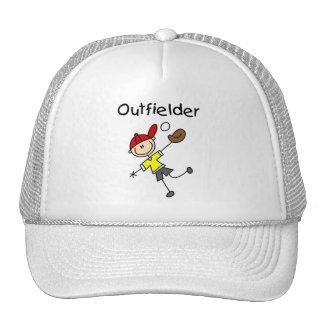 Boy Outfielder Mesh Hats