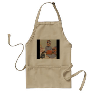 Boy playing Doctor  - Retro Standard Apron