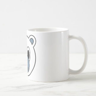 Boy Polar Bear Coffee Mug