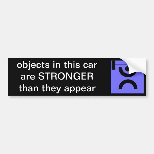 Boy Powerlifting bumper Sticker