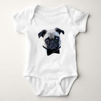 Boy Pug baby shirt