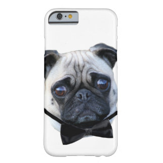 Boy pug dog barely there iPhone 6 case