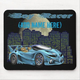 Boy Racer - Mousepad