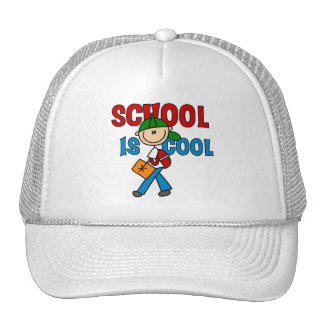 Boy School is Cool Cap