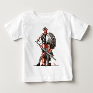 Boy Scout and Liberty Baby T-Shirt