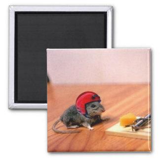 Boy Scout Mouse Magnet