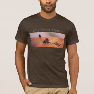 Boy Scout Mouse T-Shirt