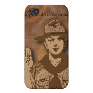 Boy Scouts of America cell phone case iPhone 4 Cases