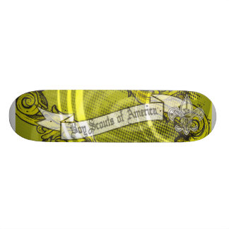 Boy Scouts of America Skateboard