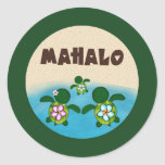 BOY Sea TURTLE Baby Shower (Honu) 02B Mahalo #4