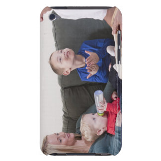 Boy signing the word 'Book' in American Sign Case-Mate iPod Touch Case