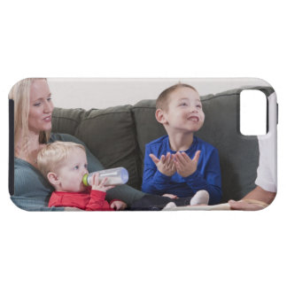 Boy signing the word 'Book' in American Sign iPhone 5 Covers